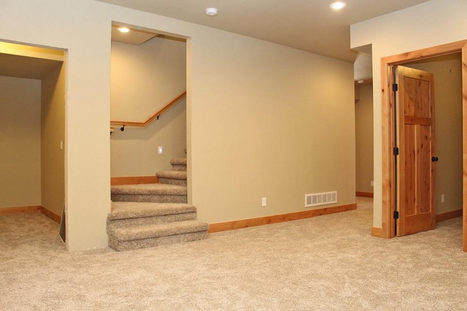 Fort Collins Basement Remodel